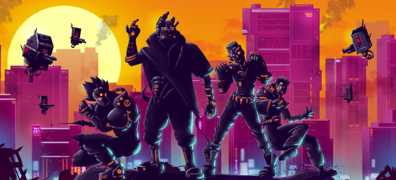 Black Future '88 (Action) von Good Shepherd Entertainment