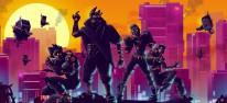 Black Future '88: Cyberpunk-Action mit Rogue-like-Elementen für den PC angekündigt