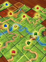 Alle Infos zu Carcassonne (Android,Mac,PC,Switch)