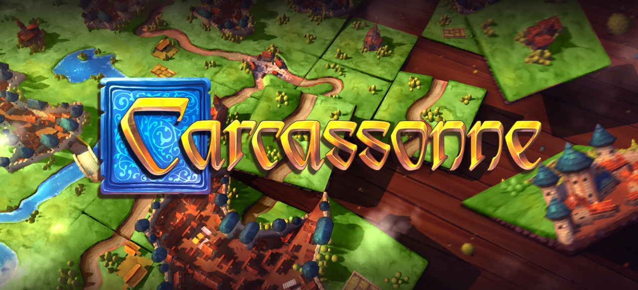 Carcassonne (Taktik & Strategie) von Asmodee Digital