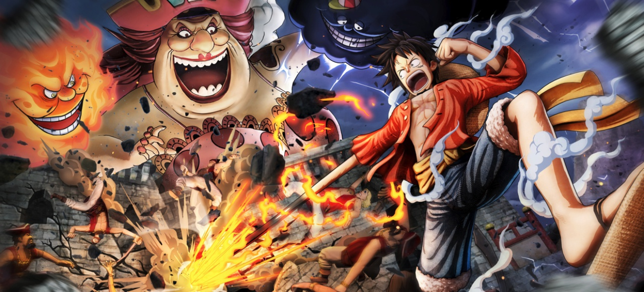 One Piece: Pirate Warriors 4 (Action-Adventure) von Bandai Namco Entertainment