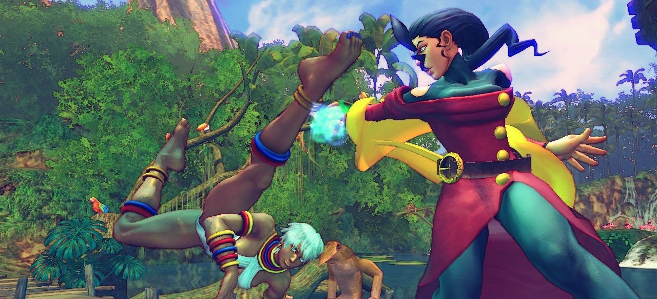 Ultra Street Fighter 4 (Action) von Capcom