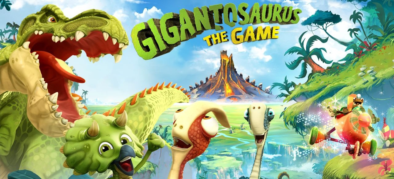 Gigantosaurus: Das Spiel (Action-Adventure) von Bandai Namco Entertainment / Outright Games