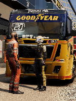 Alle Infos zu FIA European Truck Racing Championship (PC,PlayStation4,Switch,XboxOne,XboxOneX)