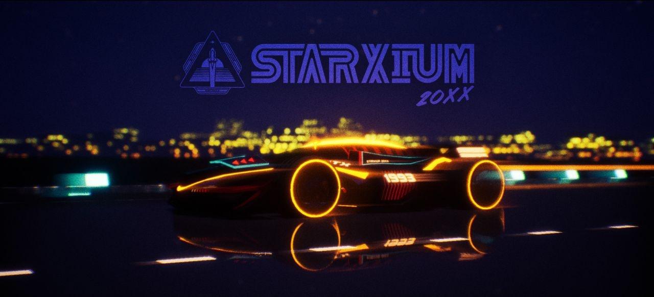 Starxium 20XX (Rennspiel) von The Midnight Team