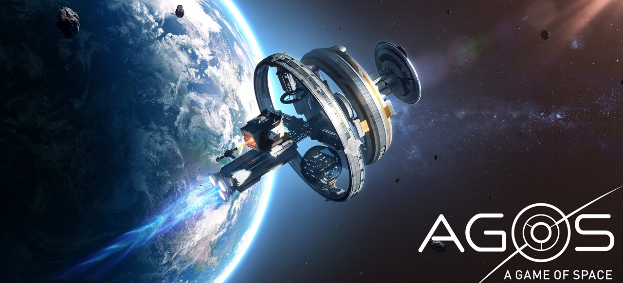 AGOS: A Game of Space (Simulation) von Ubisoft