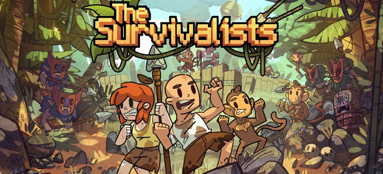 The Survivalists (Survival & Crafting) von Team17