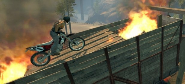 Trials Evolution (Arcade-Action) von Ubisoft