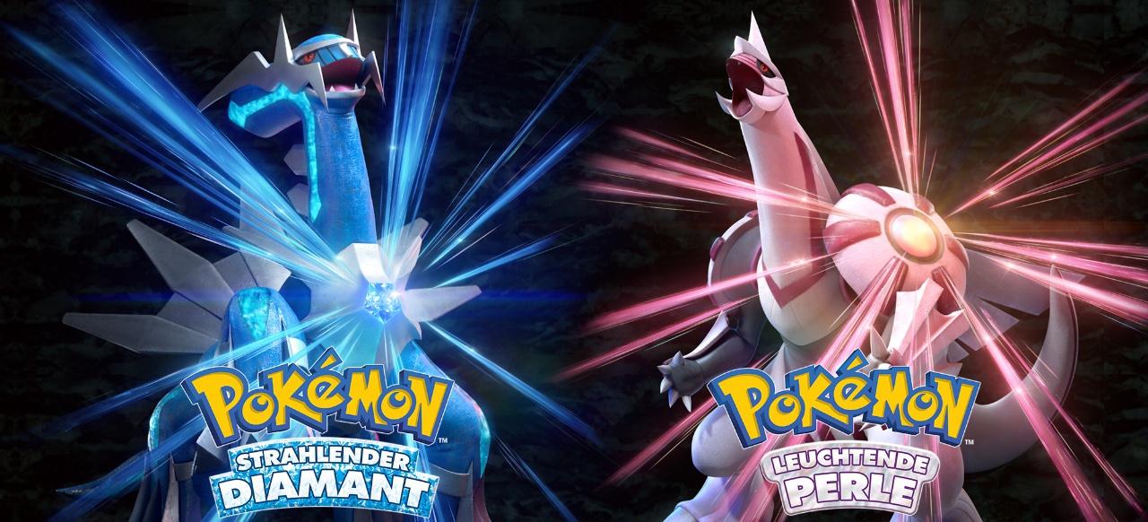 Pokémon Strahlender Diamant/Leuchtende Perle (Rollenspiel) von The Pokémon Company International und Nintendo