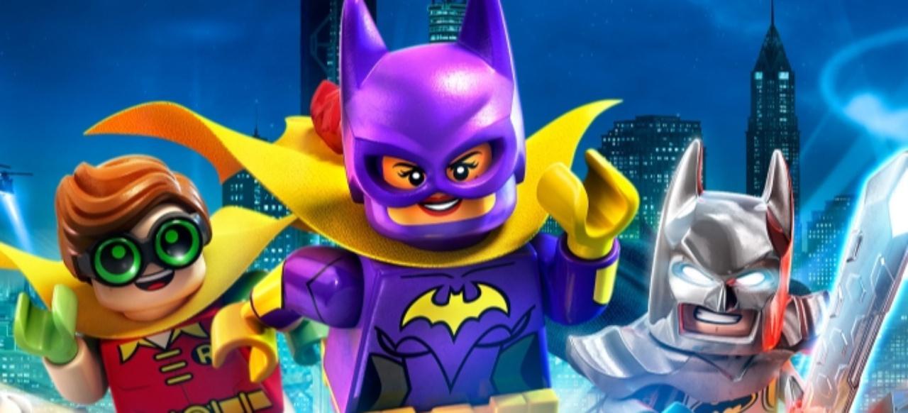 Lego Dimensions: The Lego Batman Movie (Action-Adventure) von Warner Bros. Games