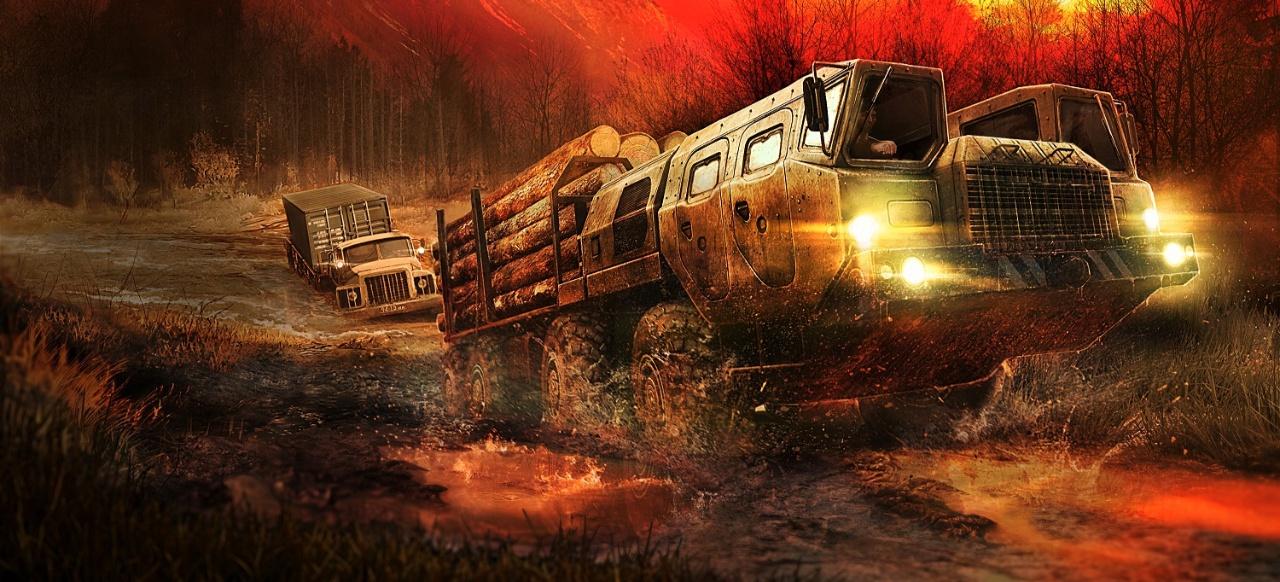 MudRunner (Rennspiel) von Focus Home Interactive / astragon Entertainment