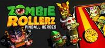 Zombie Rollerz: Pinball Heroes: Untote Flipper-Action nimmt Kurs auf PC und Switch