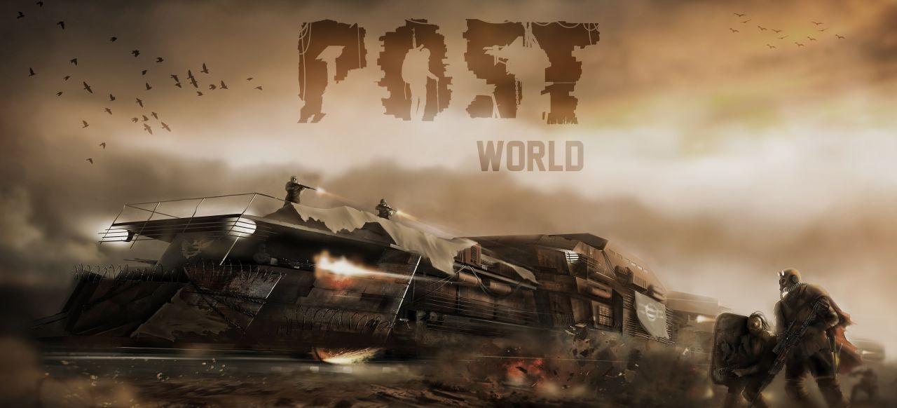 Postworld (Rollenspiel) von Screwdriver Entertainment