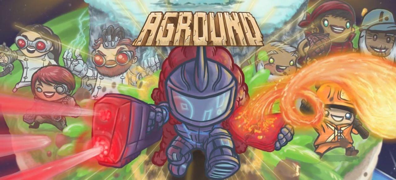Aground (Survival & Crafting) von Fancy Fish Games / Whitethorn Digital