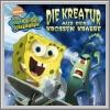 SpongeBob Schwammkopf: Die Kreatur aus der Krossen Krabbe für PlayStation2