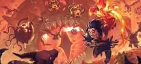Rising Hell: Dämonischer Roguelite-Plattformer springt aus dem Early Access