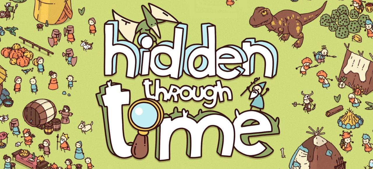 Hidden through Time (Logik & Kreativität) von Crazy Monkey Studios