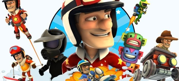 Joe Danger 2: The Movie (Plattformer) von Microsoft