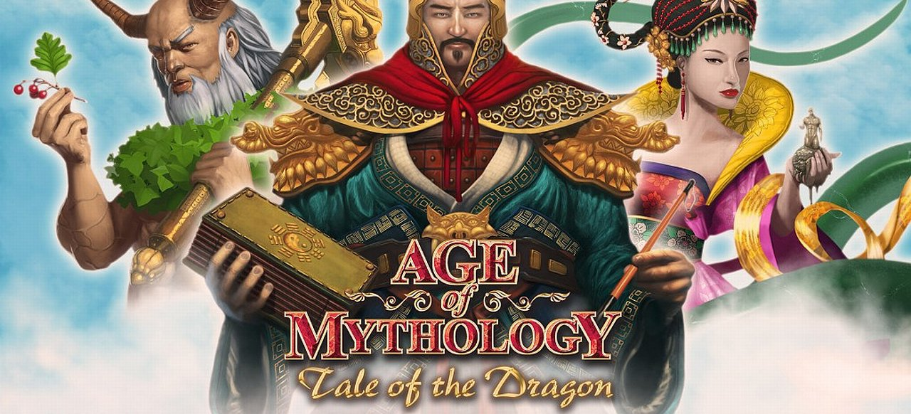 Age of Mythology: Tale of the Dragon (Taktik & Strategie) von Microsoft