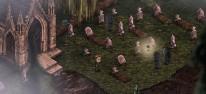 A Place for the Unwilling: Kommentierte Spielszenen aus dem skurrilen Adventure