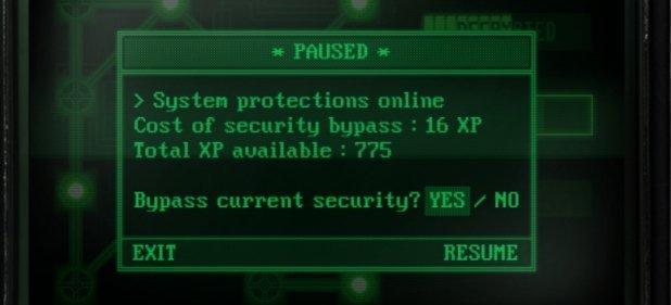 The Hacker (Geschicklichkeit) von