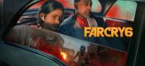 Far Cry 6: Ingame-Zwischensequenz: Hauptfigur trifft den Diktator