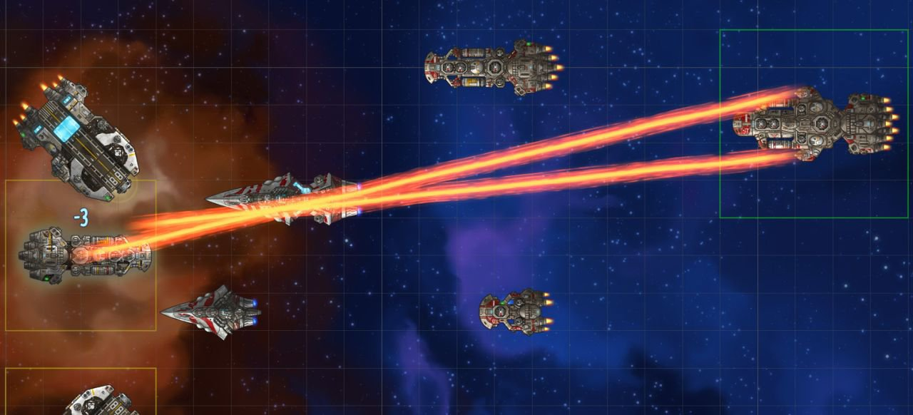Stars in Shadow (Strategie) von Iceberg Interactive