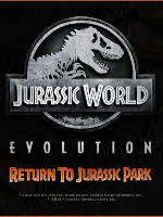 Alle Infos zu Jurassic World Evolution: Return to Jurassic Park (PC,PlayStation4,XboxOne)