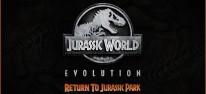 Jurassic World Evolution: Return to Jurassic Park: Dritte Erweiterung dreht sich um Jurassic Park (1993)