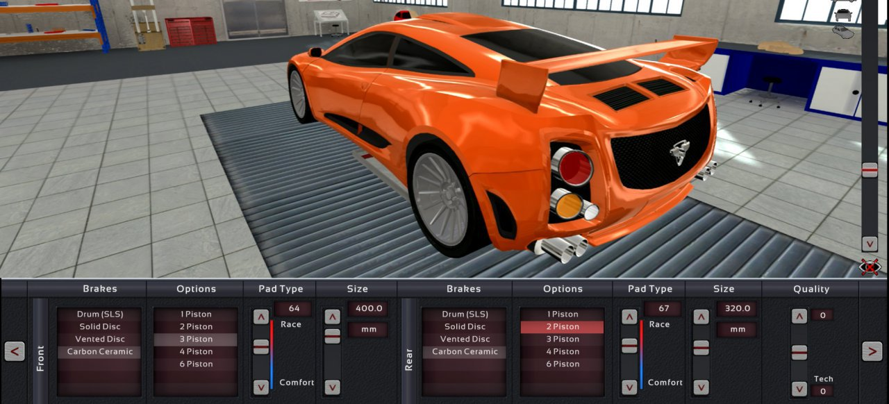 Automation - The Car Company Tycoon Game (Simulation) von Camshaft Software