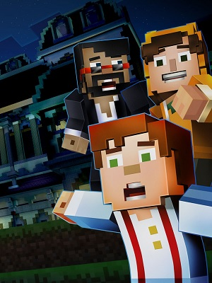 Alle Infos zu Minecraft: Story Mode - Episode 7: Access Denied (360,Android,iPad,iPhone,PC,PlayStation3,PlayStation4,XboxOne)