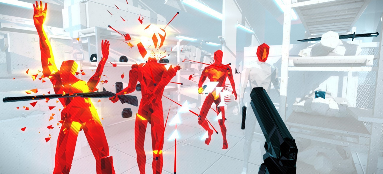 Superhot: Mind Control Delete (Shooter) von SUPERHOT-Team