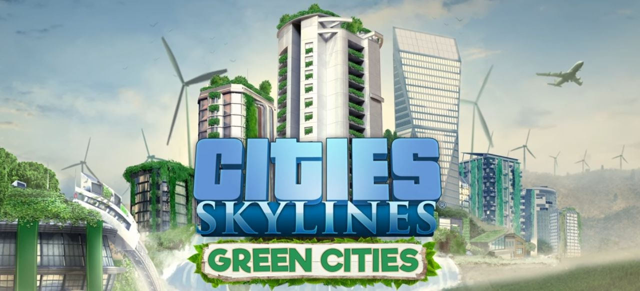 Cities: Skylines - Green Cities (Strategie) von Paradox Interactive