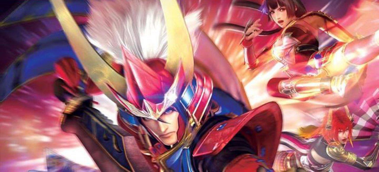 Samurai Warriors 4-2 (Action) von Koei Tecmo / Koch Media