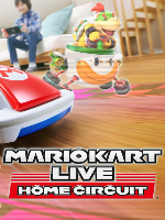 Alle Infos zu Mario Kart Live: Home Circuit (Switch)