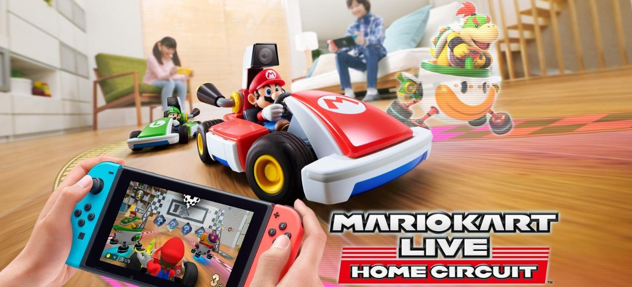 Mario Kart Live: Home Circuit (Rennspiel) von Nintendo