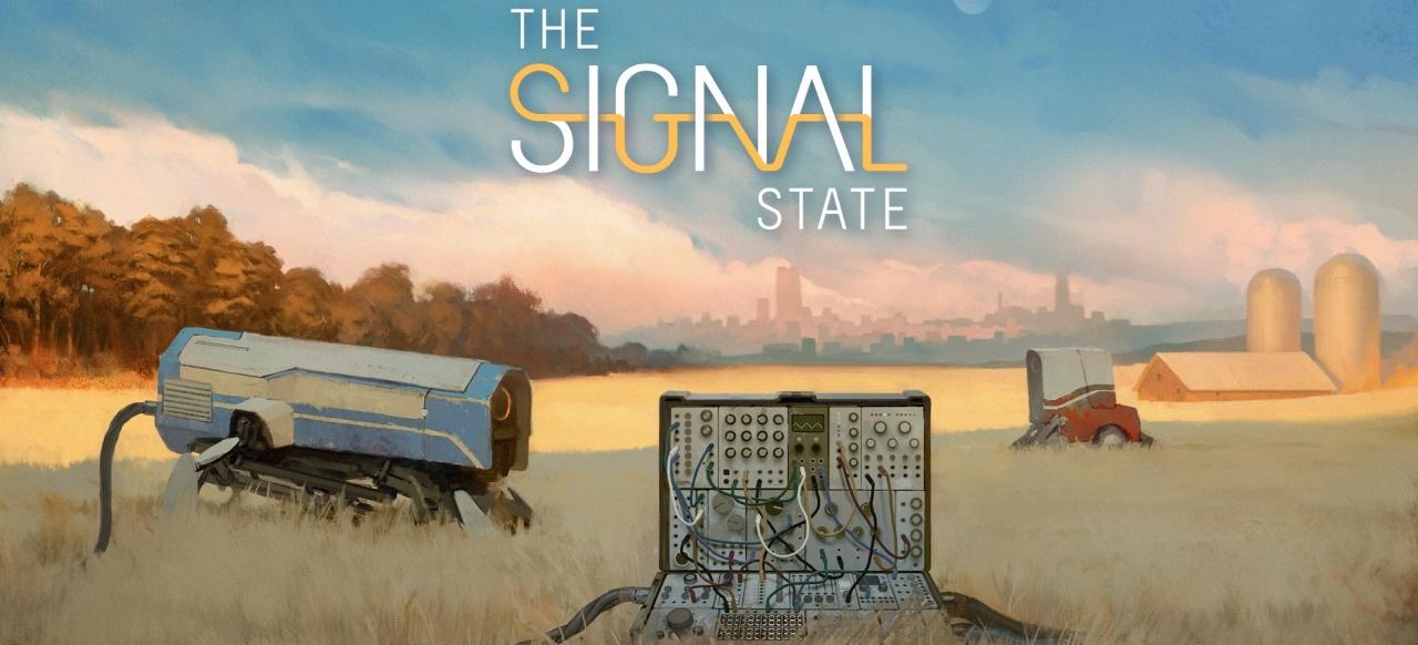 The Signal State (Logik & Kreativität) von The Iterative Collective / indienova