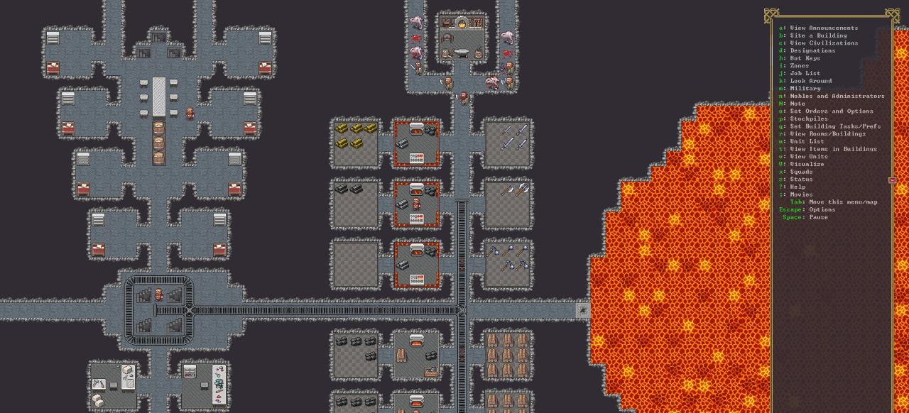 Dwarf Fortress (Simulation) von Kitfox Games