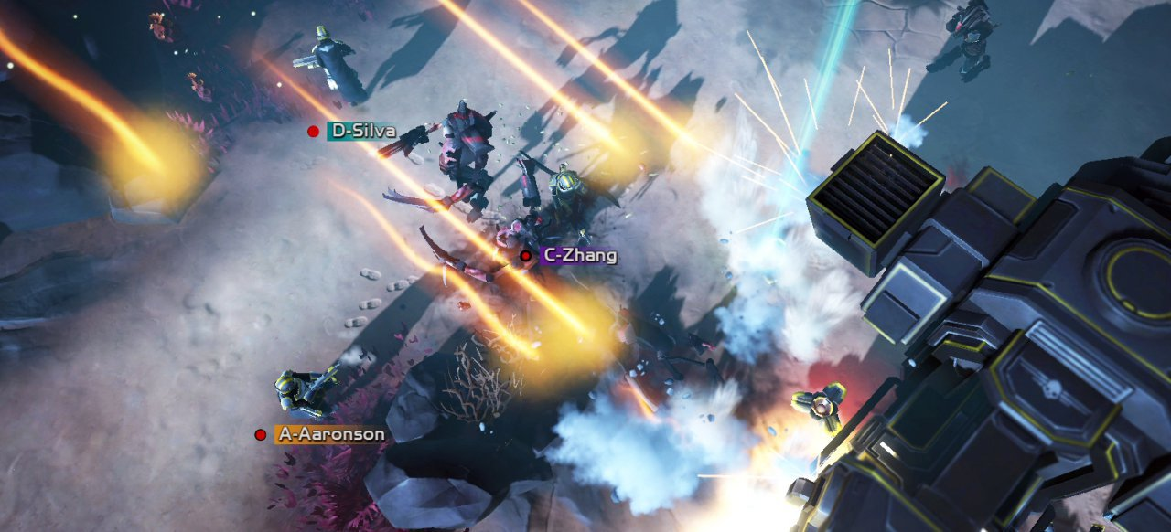 Helldivers (Shooter) von Sony