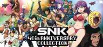 SNK 40th Anniversary Collection: Video zum Verkaufsstart der Retro-Spielesammlung auf PS4