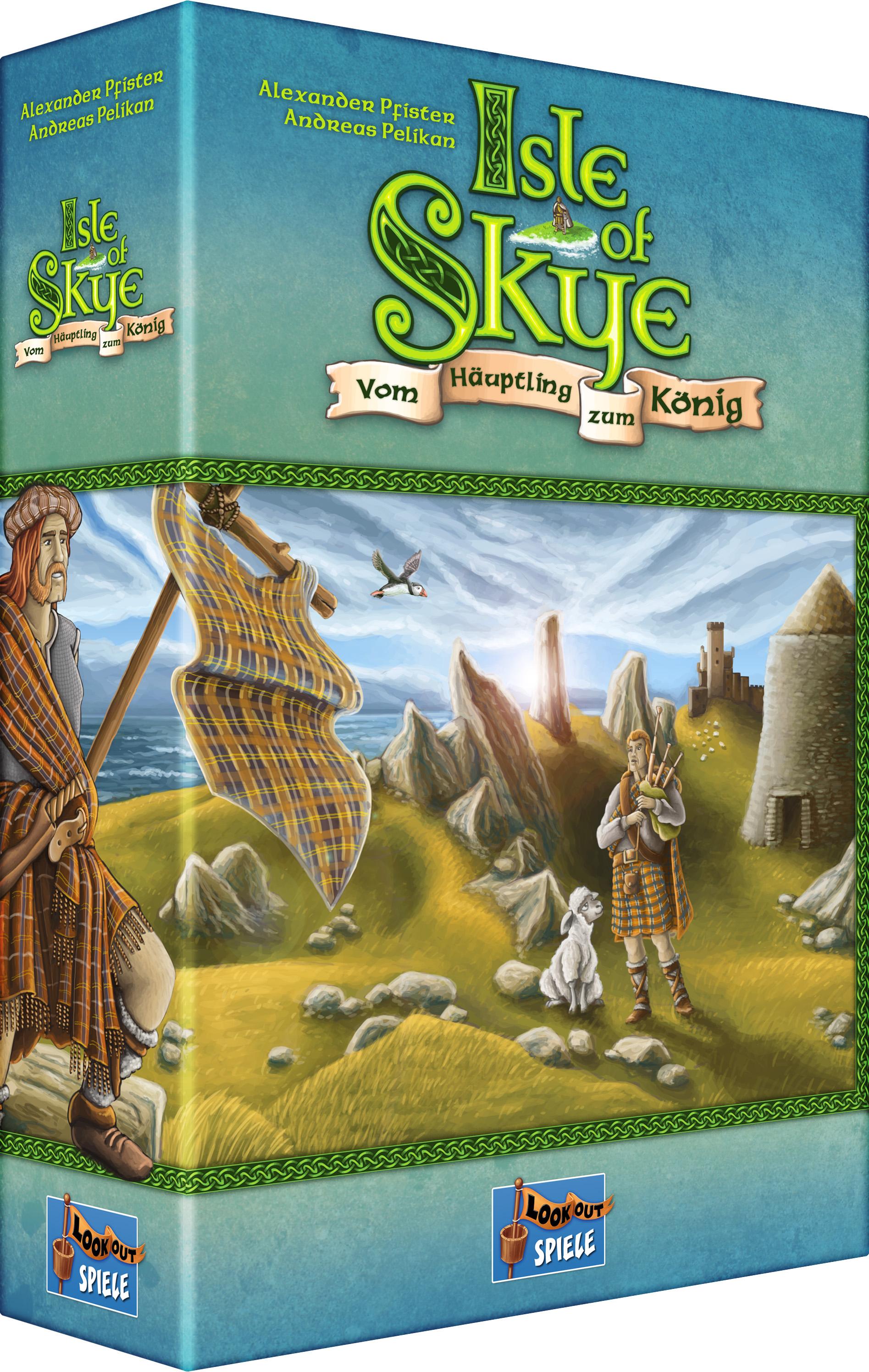Alle Infos zu Isle of Skye: Vom Häuptling zum König (Spielkultur)