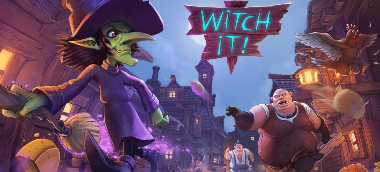 Witch It (Action-Adventure) von Daedalic Entertainment