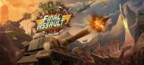 Final Assault: VR-Echtzeit-Strategie im Zweiten Weltkrieg hat den Early Access verlassen