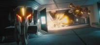 Overload: Schwereloser Shooter düst auf PS4 und Xbox One
