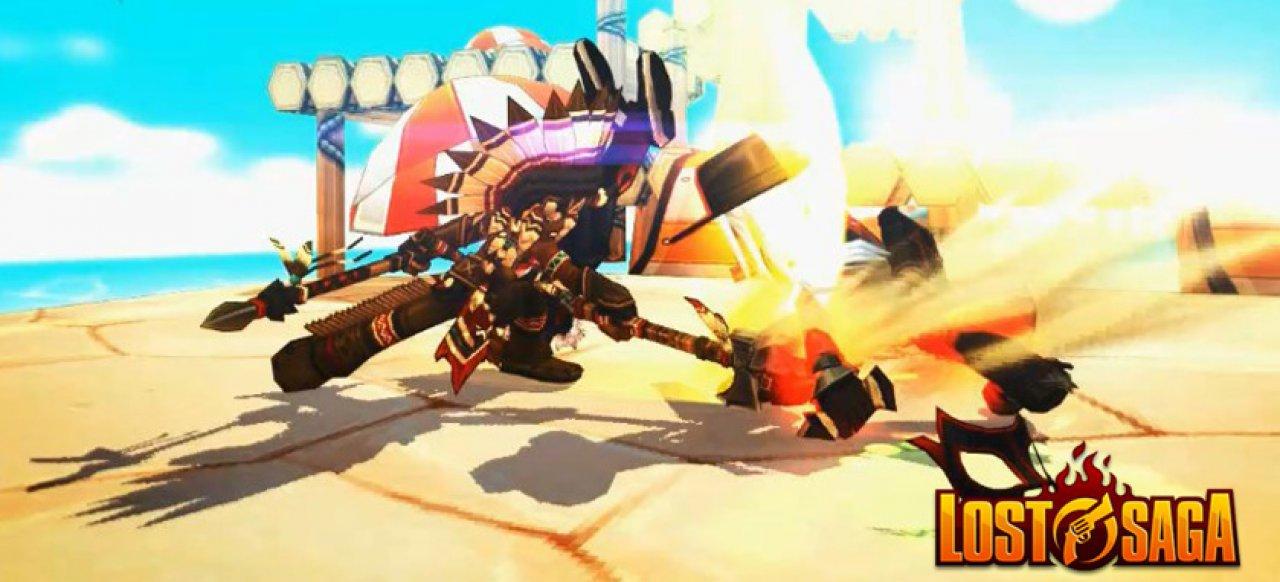 Lost Saga (Arcade-Action) von Nexon Europe