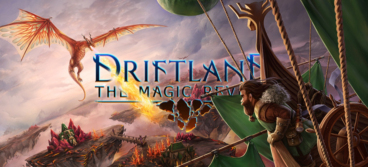 Driftland: The Magic Revival (Taktik & Strategie) von