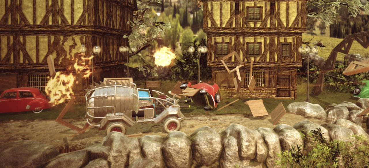 Ironkraft - Road to Hell (Action) von Invoker Studios