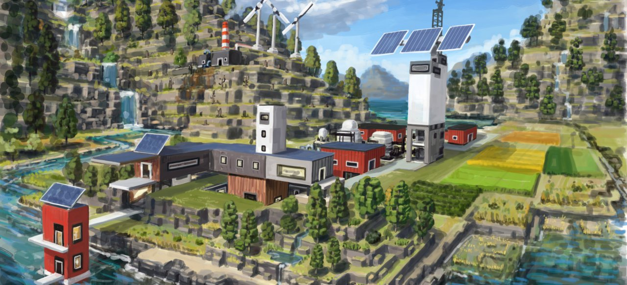 Eco (Simulation) von Strange Loop Games