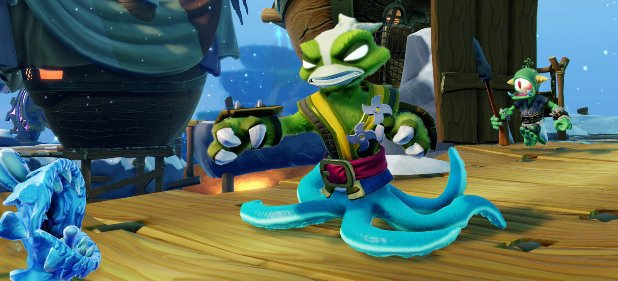 Skylanders: Swap Force (Action-Adventure) von Activision