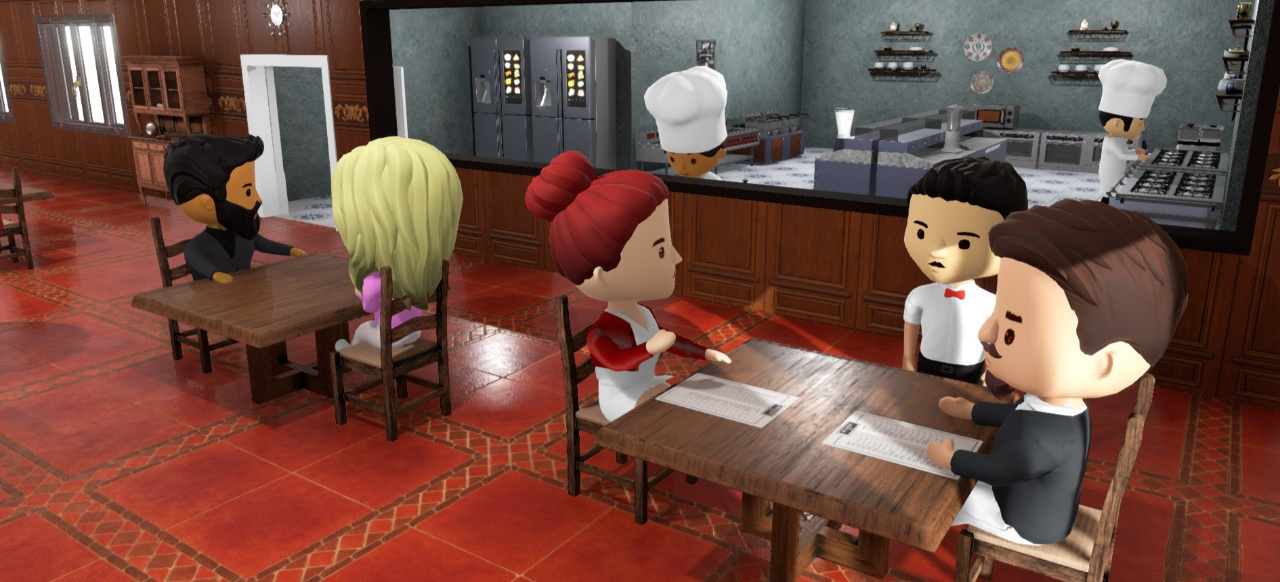 Chef - A Restaurant Tycoon Game (Simulation) von Digital Tribe Games